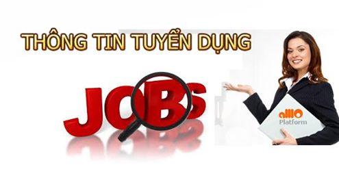 Nadaco tuyển dụng