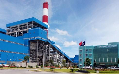 Nhà máy nhiệt điện Duyên Hải - Trà Vinh