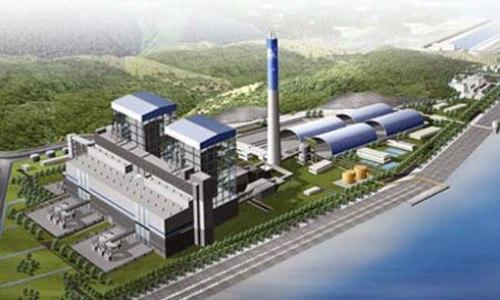 Nhà máy nhiệt điện sông hậu - Tiền Giang